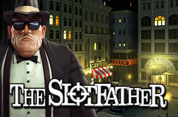 "Review of the ""THE SLOTFATHER "" slot machine"