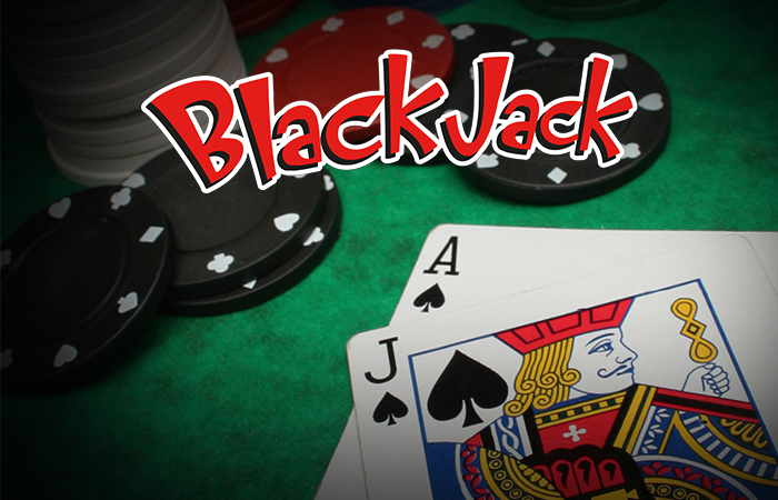 Traditional environment of Blackjack